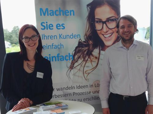 """Innovation durch Cloud-Integration - WOGRA beim """"Unternehmensdialog Schwaben"""" am 14.06.2016"""