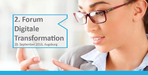"""2. Forum Digitale Transformation"""